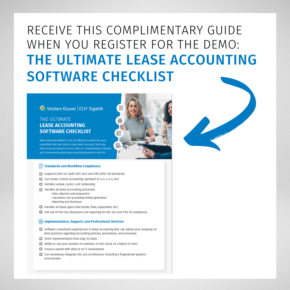 Lease Accounting Checklist
